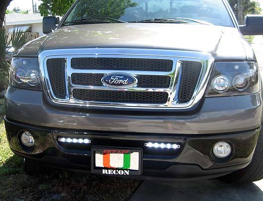 Ford F 150 2004 08 Recon Smoked Headlights Amp Tail Lights