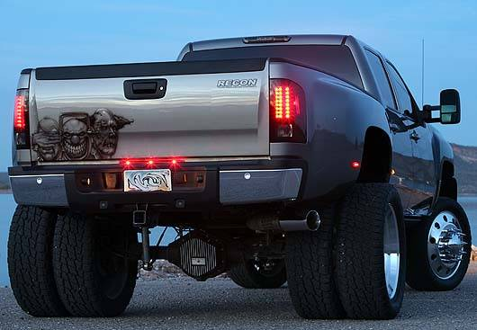 Chevrolet Silverado 2011 14 Recon Smoked Headlights Amp Tail