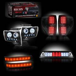 Ford F-150 Lighting Products - Ford F150 Lighting Packages