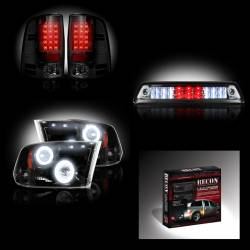 Dodge Ram 1500 Lighting Products - Dodge Ram 1500 Lighting Packages
