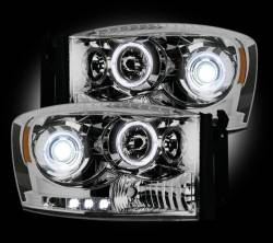 Lighting Products | Dodge Ram 2500/3500 - Dodge Ram 2500/3500 Headlights