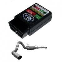 Ford Powerstroke 6.4L DPF Delete Tuners & Packages - Ford Powerstroke 6.4L Full Exhaust DPF Delete Packages