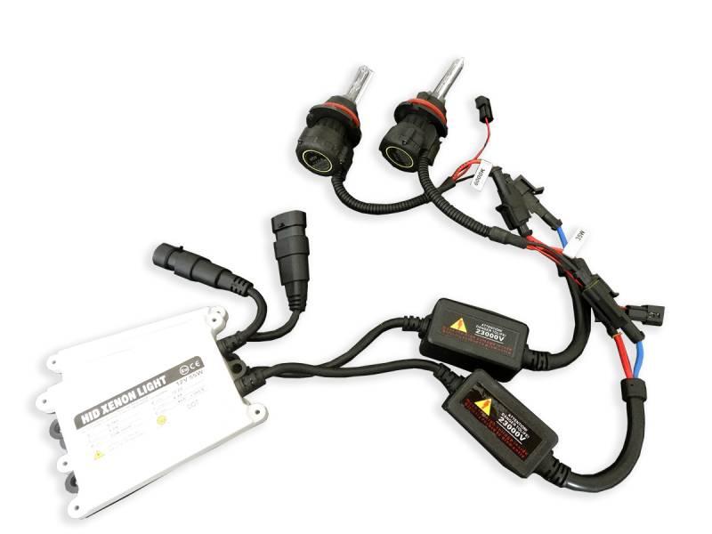 55 watt bi-xenon hid kit