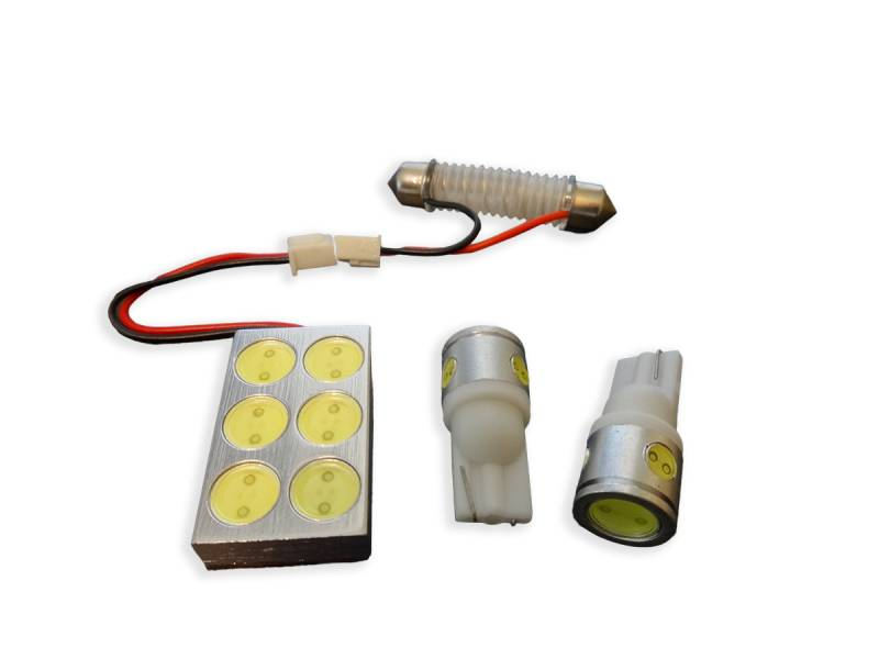 High Power Interior Led Dome Lights For 2009 13 Dodge Ram 1500 2010 14 Ram 2500 3500 Outlaw