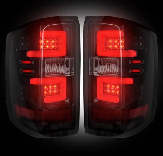 2010 Chevy 2500 For Sale Chevrolet Silverado 1500 14-15 (3RD GEN) Smoked Projector ...