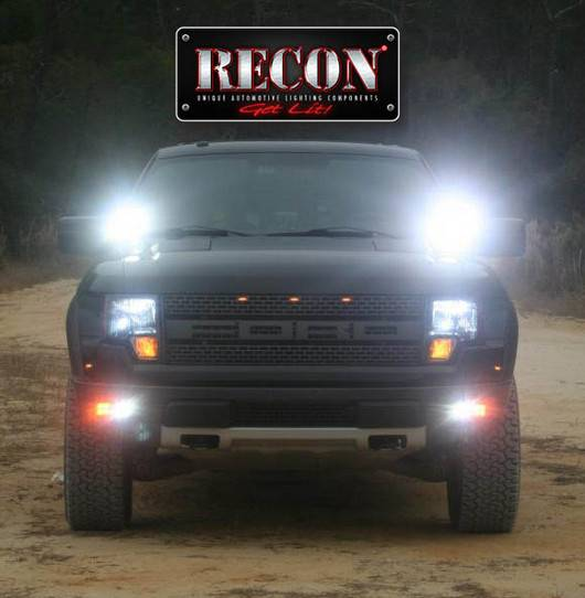 "Recon 264511CLF - Square 3"" CREE LED Flood Light Pod ..."