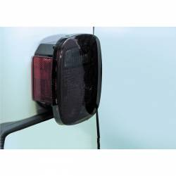 Exterior Styling - Tail Light Covers
