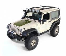 Exterior - Roof Racks, Luggage Racks, & Carriers