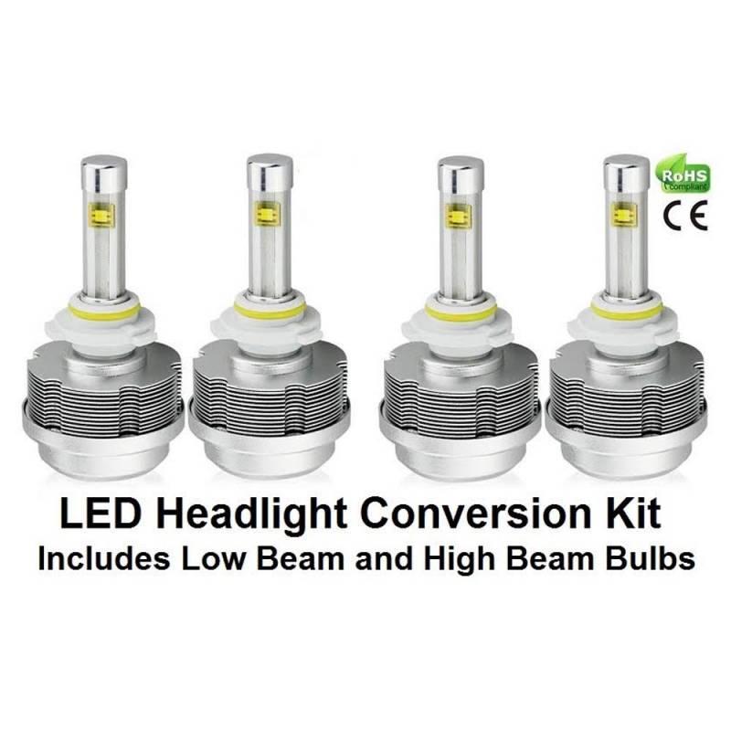 Outlaw Lights Led Headlight Kit For 2007