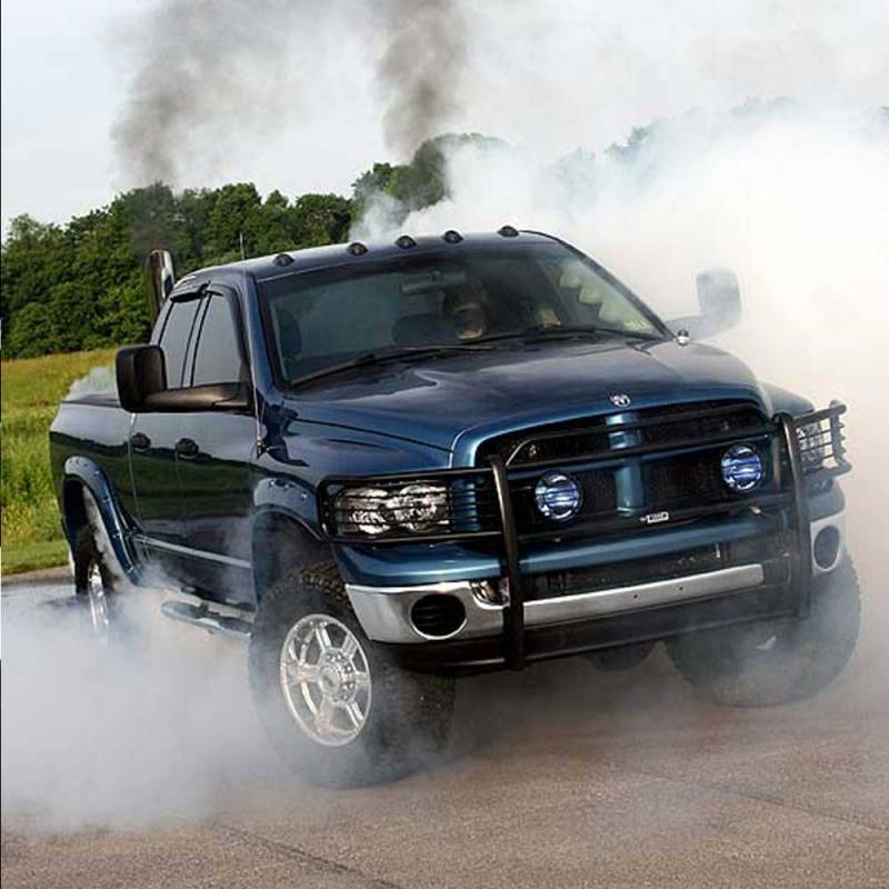 Dodge Ram Cabs: RECON Smoked LED Cab Roof Lights