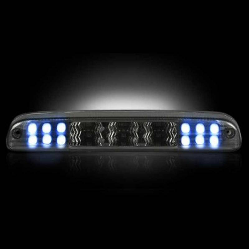 Recon Smoked Projector Headlights Smoked Led Tail Lights