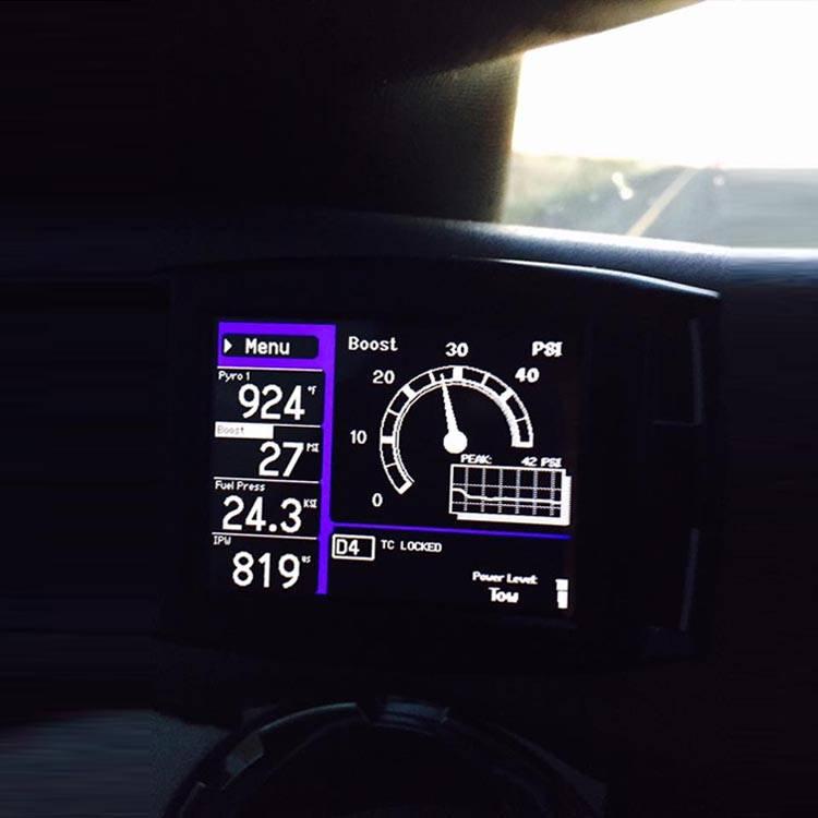 Jeep Wrangler Led Headlights >> H&S Performance Mini Maxx Race Tuner   2011-2014 6.7L Ford ...
