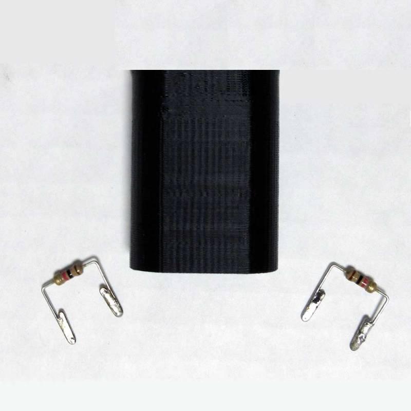 XDR EGR Upgrade Cap | Resistors for 6 4L EGR Upgrade Kit w