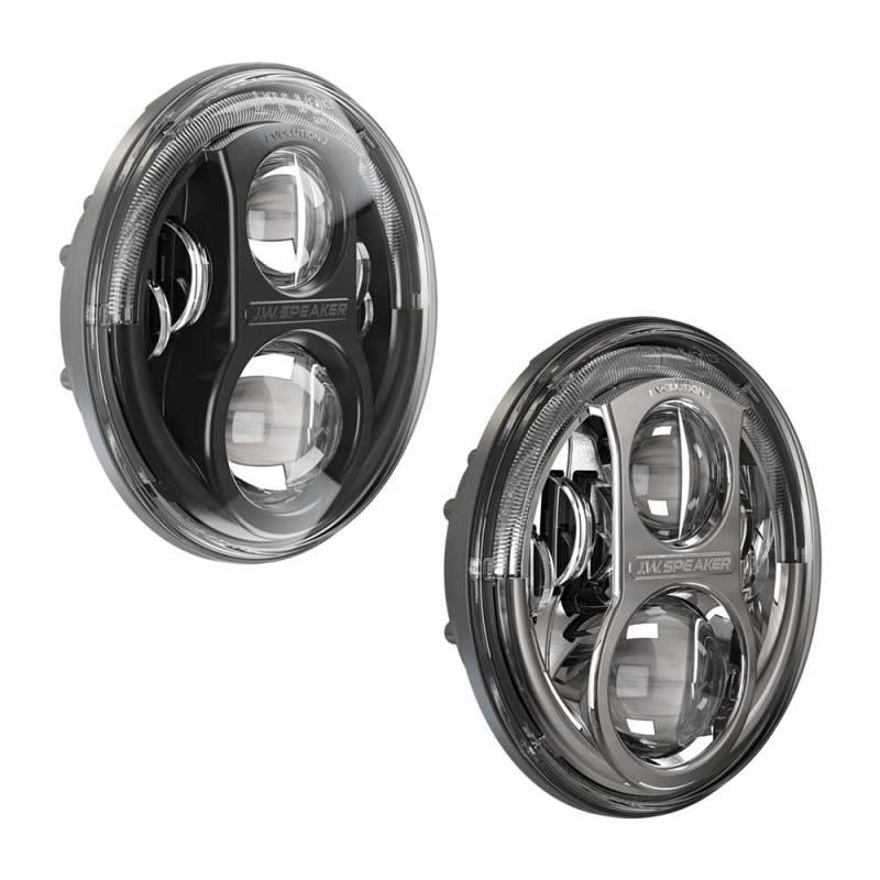 Jw Speaker Evolution Led Headlights 8700 J Series Jeep