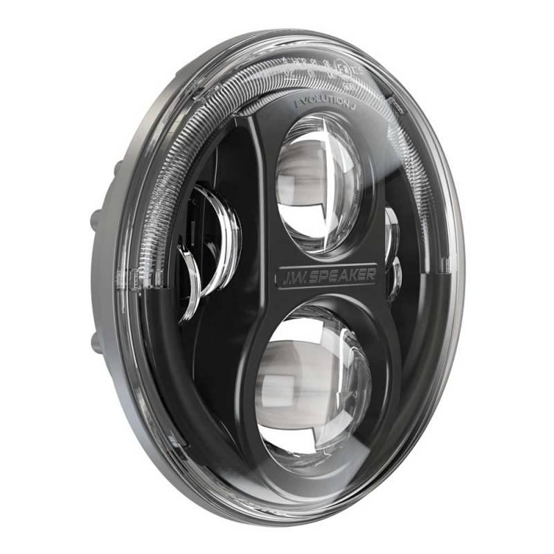 JW Speaker Evolution LED Headlights   8700 J Series   Jeep ...