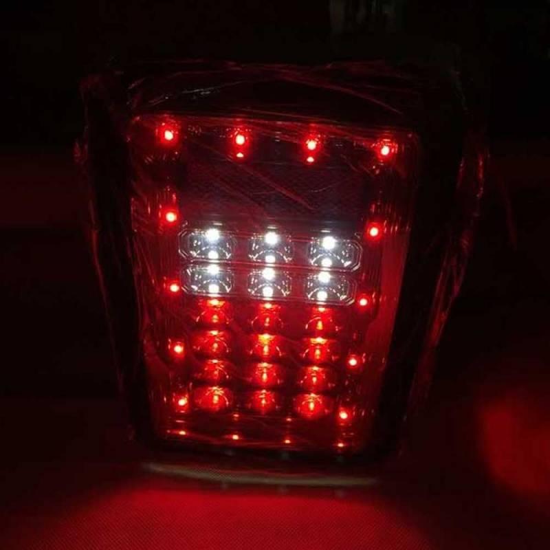 Outlaw Lights Led Tail Lights Jeep Wrangler Jk 2007 2016