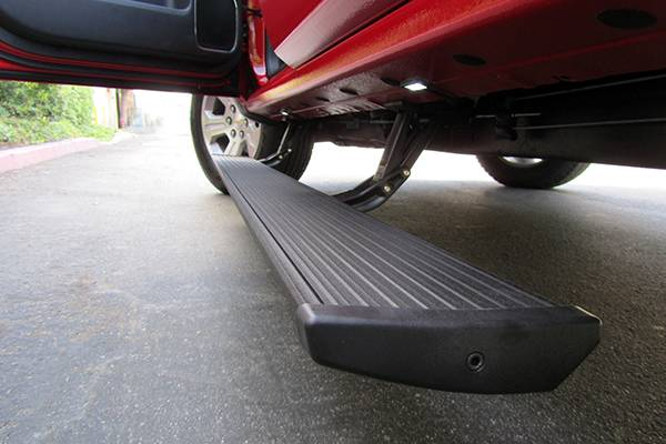 Ford Extended Warranty >> Amp Research PowerStep™ | 1999-2007 Chevy Silverado/GMC ...