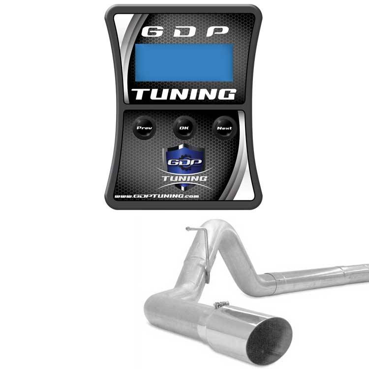 Gdp Tuning Efilive Autocal And 4 Stainless Turbo Back 20075 2009