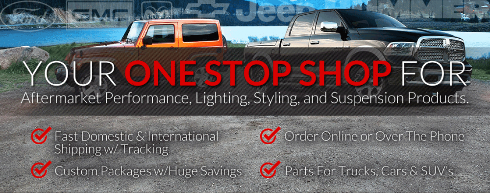 Dale's Super Store - Your One Stop Shop for Aftermarket Performance, Lighting, Styling, and Suspension Products