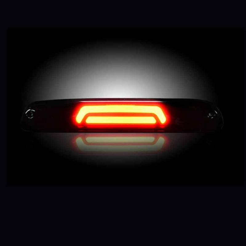 Recon Smoked Led 3rd Brake Light 1999 2016 Ford Superduty 264116bkhp Dale S Super