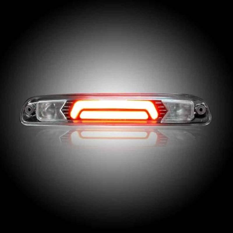 Recon Clear 3rd Brake Light