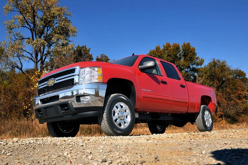 Rough Country 1.5-2 In Leveling Torsion Bar Keys for 2011 ...