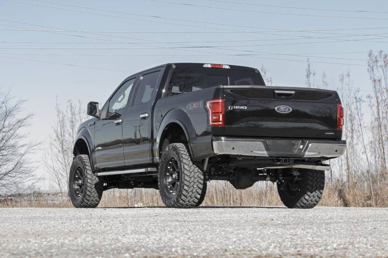 Rough Country 6 Inch Suspension Lift Kit 2015 2016 F150