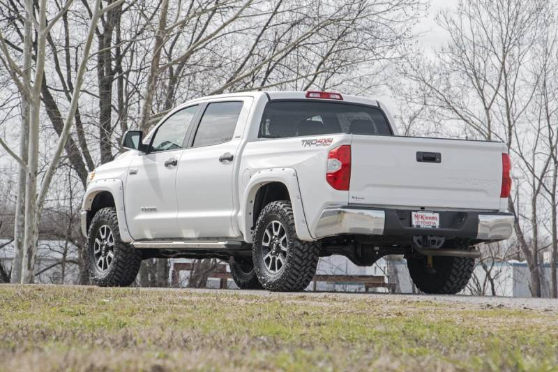 Rough Country 2 5 3 Inch Leveling Lift Kit 2007 2016