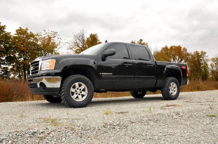 Rough Country 2in Leveling Lift Kit | 2007-2019 GM 1500 PU ...
