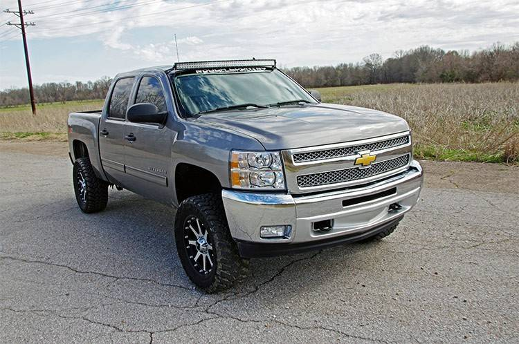 Rough Country 50 Inch Curved Cree Led Light Bar Dual Row