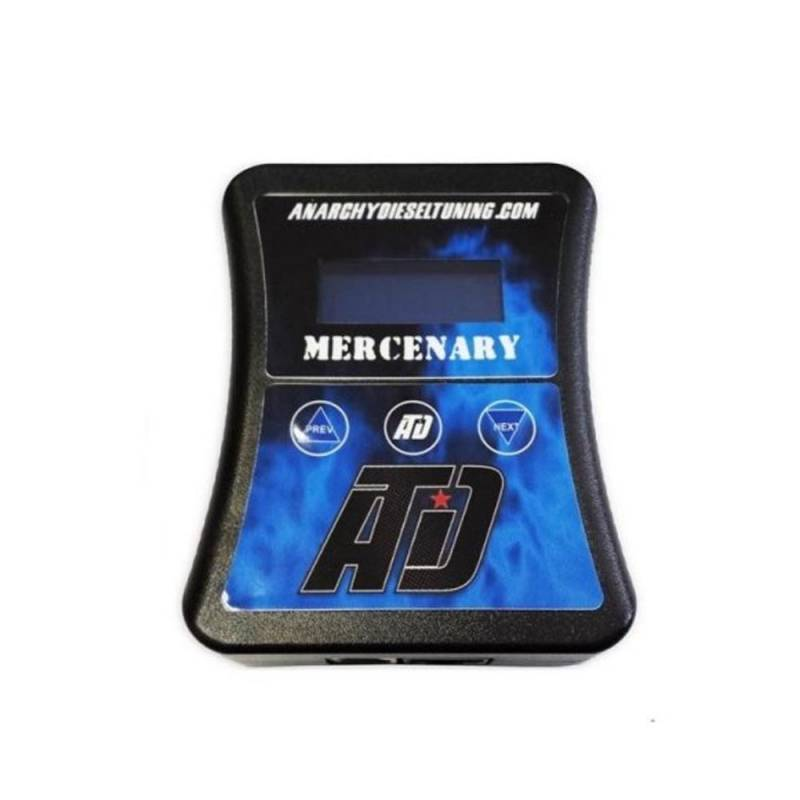 Efi Live Duramax Tunes >> Anarchy Mercenary Level Ii Efi Live Autocal Tuner W Shift On The Fly