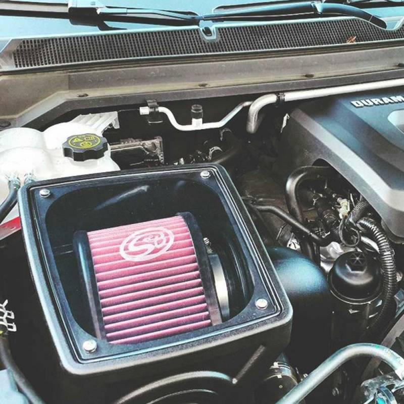 S U0026b Cold Air Intake Kit