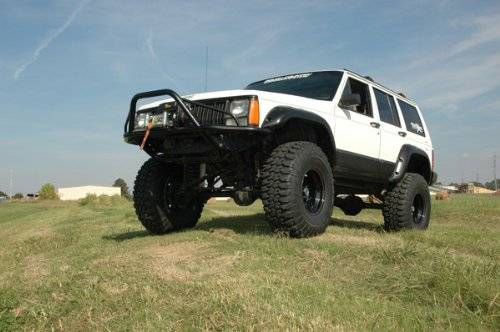 Rough Country 4.5 In X-Series Suspension Lift System for ...
