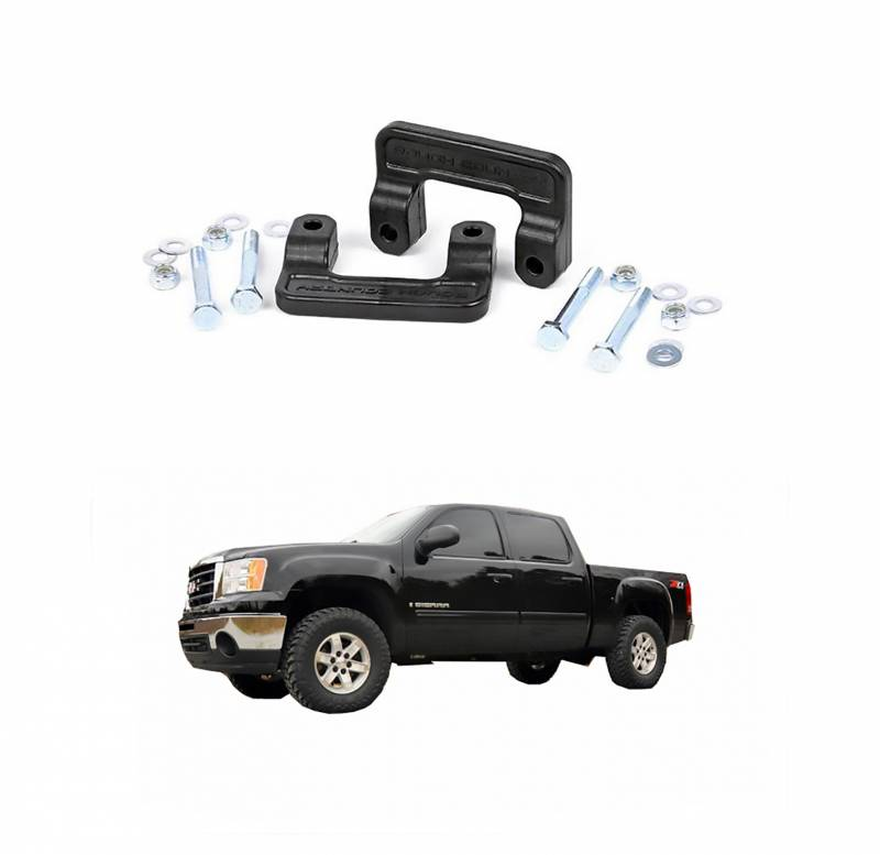 rough country 4 in suspension lift kit for 1997 2002 jeep. Black Bedroom Furniture Sets. Home Design Ideas
