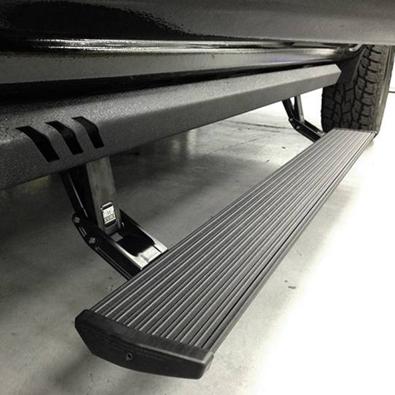 Amp Research PowerStep XL™ Black Running Boards | 2014 ...