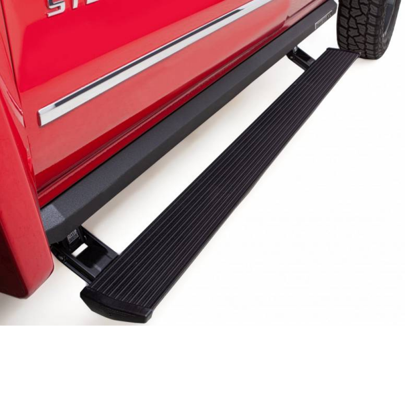 Amp Research PowerStep XL™ Black Running Boards   2014 ...
