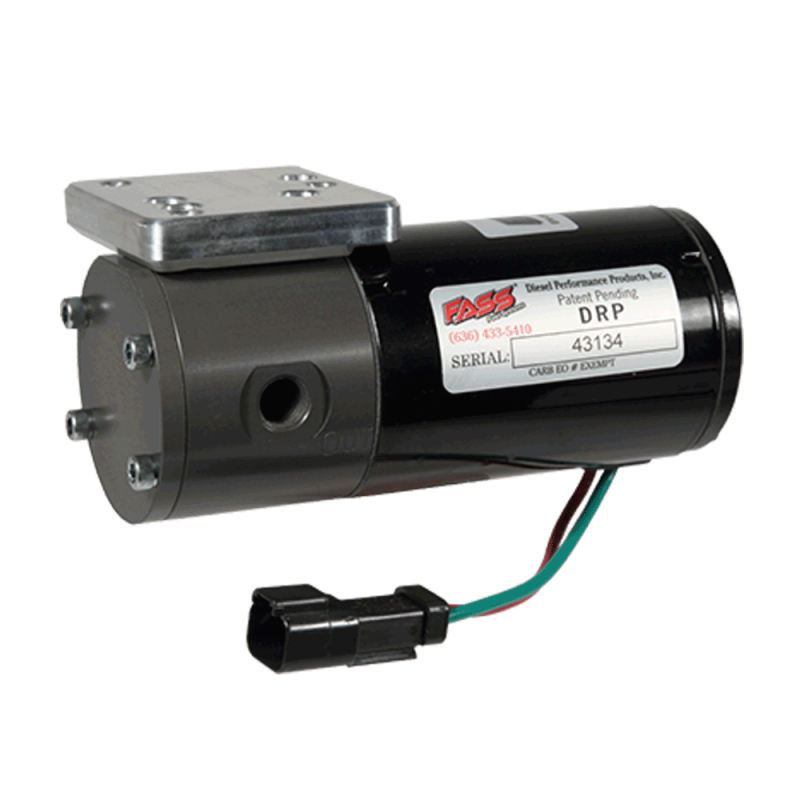 FASS® Direct Replacement Diesel Fuel Pump