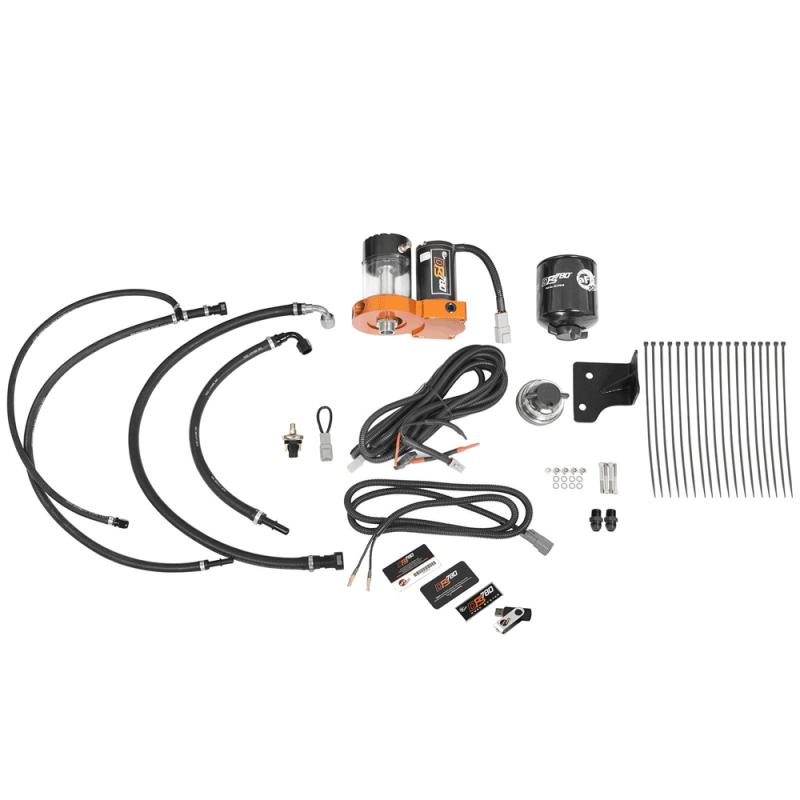 aFe Power DFS780 Fuel System (Full Operation) | 2014-2016 3 0L RAM