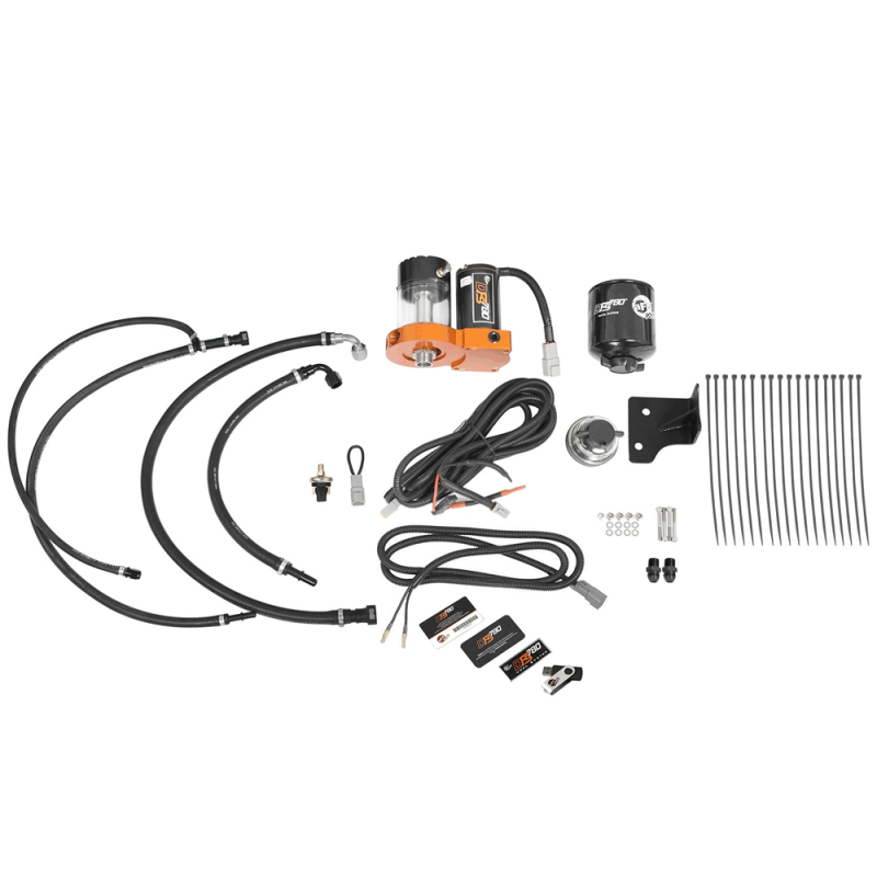 Afe Power Dfs780 Fuel System Boost Activated 1999 2003