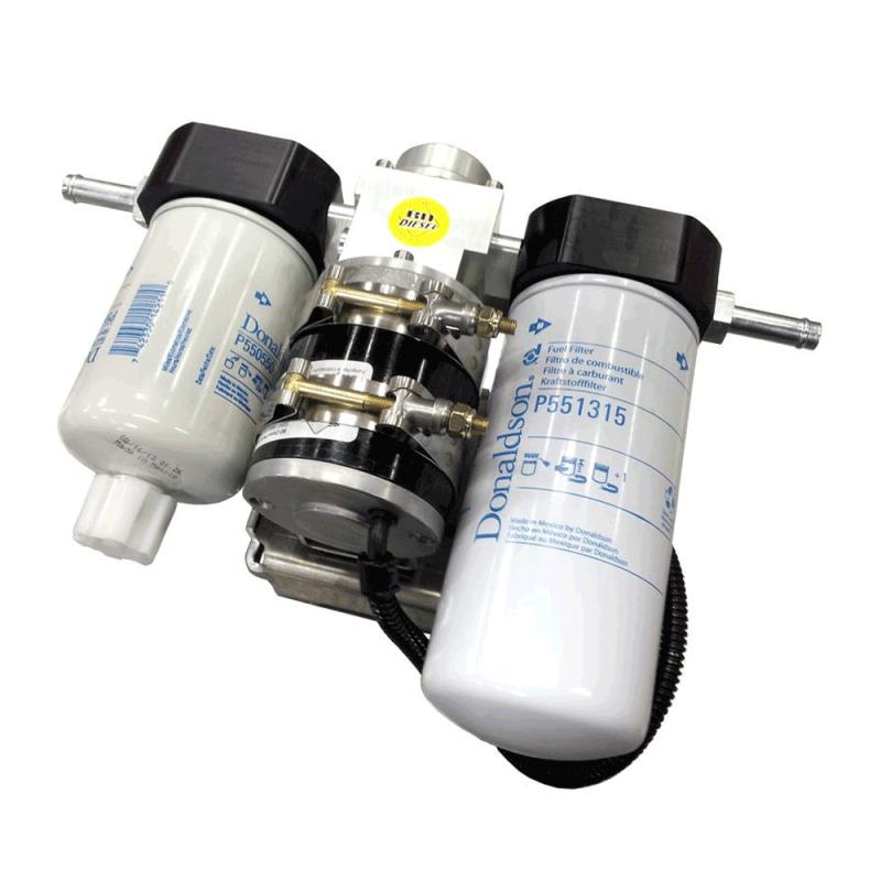 Bd Diesel Flow Fuel System