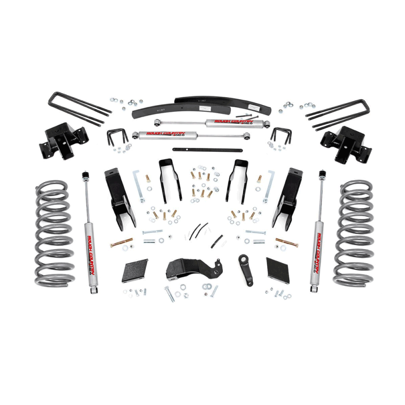rough country 5in suspension lift kit