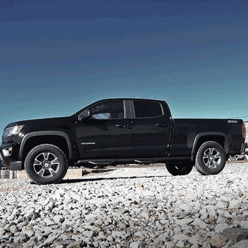 Rough Country 1in Upper Strut Spacers | 2015-2018 GM ...