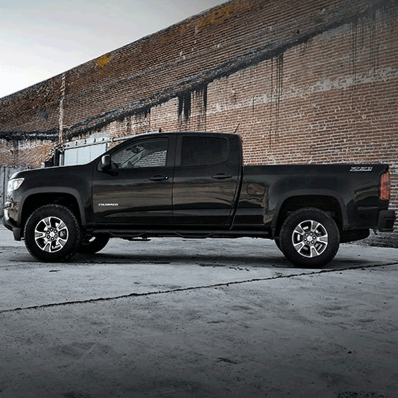 2018 Gmc Canyon: Rough Country 2in Leveling Lift Kit