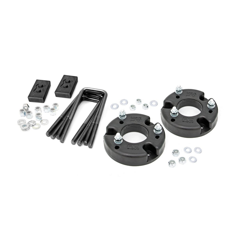 Rough Country In Leveling Lift Kit   Ford F Wd Dales Super Store
