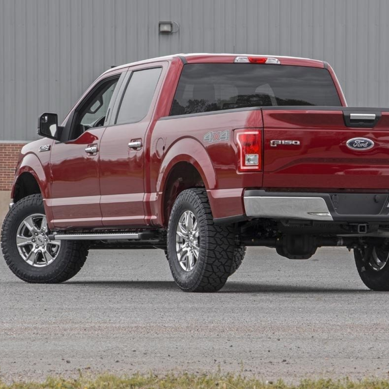 Rough Country 2in Leveling Lift Kit | 2009-2018 Ford F-150 ...