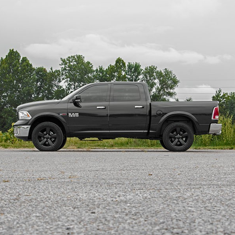 Rough Country 2.5in Leveling Kit | 2012-2018 Dodge Ram ...