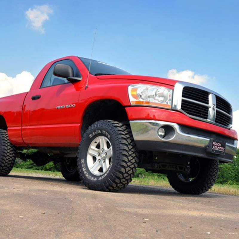 Rough Country 4in Suspension Lift Kit 2006 2008 Dodge