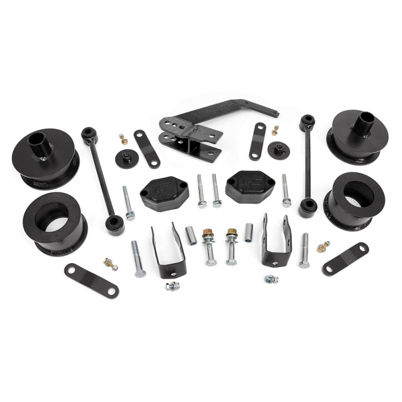 Rough Country 2 5in Series Ii Suspension Lift Kit 2007
