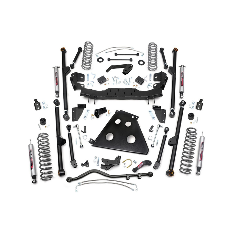Rough Country 6in Long Arm Suspension Lift Kit