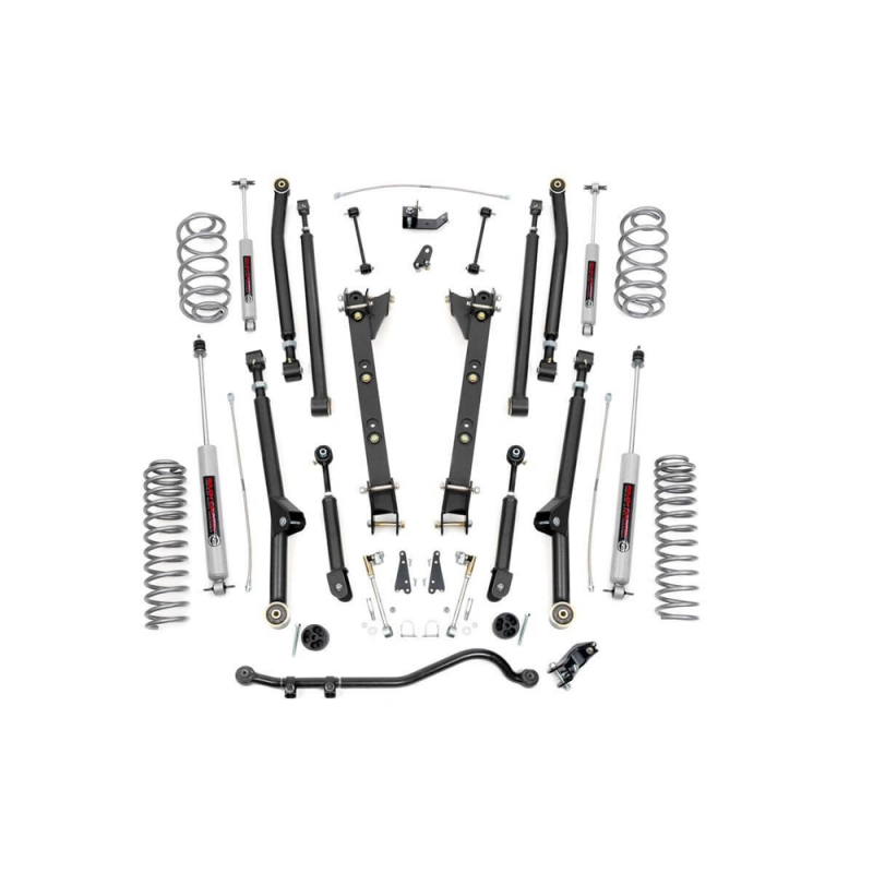 rough country 2 5in long arm suspension lift kit